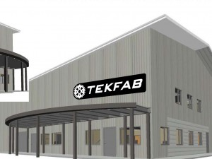 TEKFAB HQ Expansion