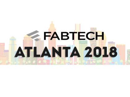 Look for TEKFAB at FABTECH!